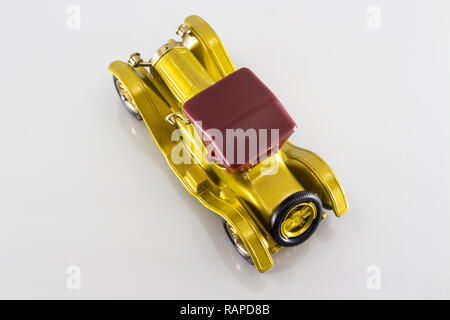 Matchbox Models of Yesteryear Y-6 Cadillac 1913 - Stock Photo