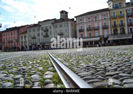 Lake Maggiore, Italy - Stock Photo