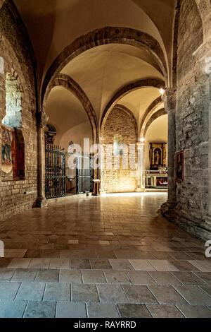 Italy Basilicat Acerenza Cathedral - Stock Photo