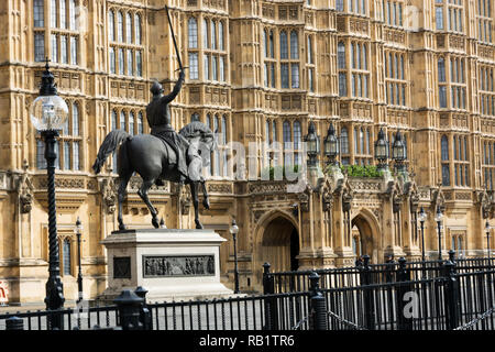 Houses of Parliament in 21. September 2018. London ( United Kindom ) - Stock Photo