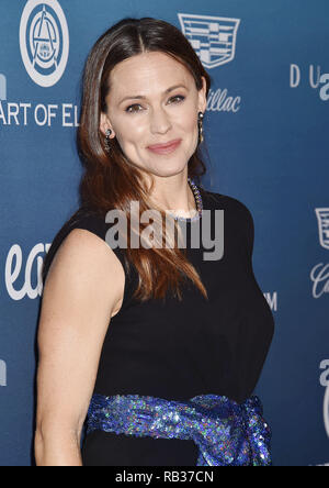 Los Angeles, United States. 05th Jan, 2019. LOS ANGELES, CA - JANUARY 05: Jennifer Garner attends Michael Muller's HEAVEN, presented by The Art of Elysium at a private venue on January 5, 2019 in Los Angeles, California. Credit: Jeffrey Mayer/Alamy Live News - Stock Photo
