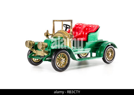 Matchbox Models of Yesteryear Y-2 Renault Two-Seater 1911 - Stock Photo