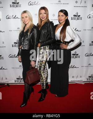 Kings & Queens By Gilda Garza Miami Art Basel 2018  Held at Bevy Bar at Swan  Featuring: guests Where: Miami, Florida, United States When: 06 Dec 2018 Credit: Derrick Salters/WENN.com - Stock Photo