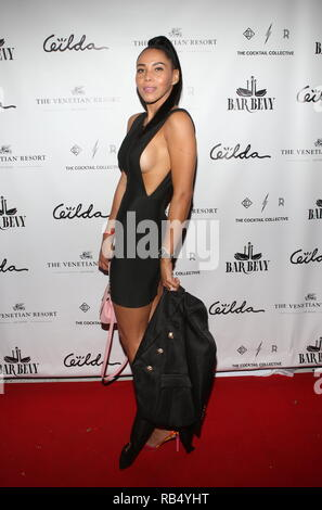 Kings & Queens By Gilda Garza Miami Art Basel 2018  Held at Bevy Bar at Swan  Featuring: Rose Gascoine Where: Miami, Florida, United States When: 06 Dec 2018 Credit: Derrick Salters/WENN.com - Stock Photo