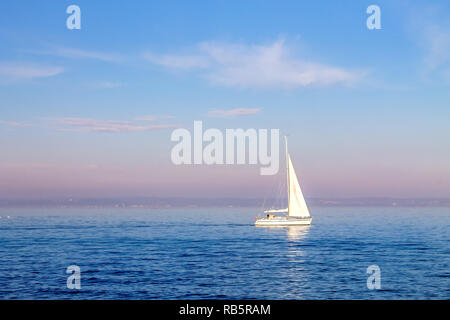 Arbon, Lake Constance, Switzerland - Stock Photo