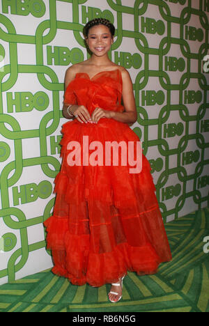 01/06/2019 The 76th Annual Golden Globe Awards HBO After Party held at the Circa 55 Restaurant at The Beverly Hilton in Beverly Hills, CA  Photo: Cronos/Hollywood News - Stock Photo