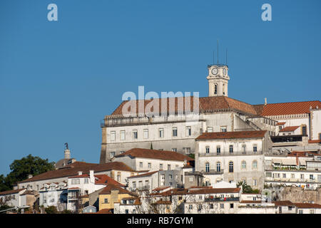 Scenic view of Coimbra, Portugal, Europe - Stock Photo