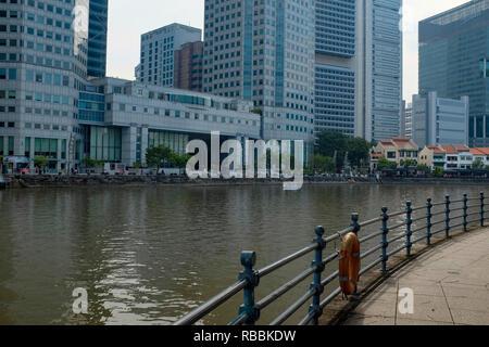 Singapore River - Stock Photo