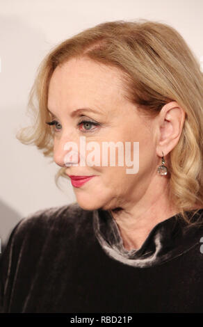 J. Smith-Cameron attends the 2019 National Board Of Review Gala at Cipriani 42nd Street on January 08, 2019 in New York City. Credit: Walter McBride/MediaPunch - Stock Photo