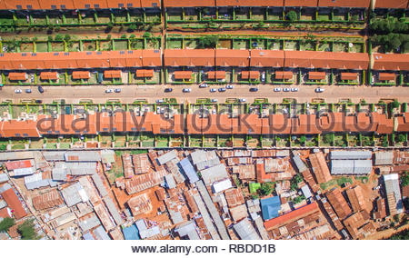 Loresho / Kawangare, Nairobi  AMAZING aerial images have