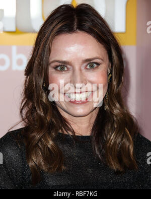 Los Angeles, California, USA. 9th January, 2019. Kirsten Green arrives at the WeWork Creator Awards Global Finals 2019 held at Microsoft Theatre L.A. Live on January 9, 2019 in Los Angeles, California, United States. (Photo by Xavier Collin/Image Press Agency) Credit: Image Press Agency/Alamy Live News - Stock Photo