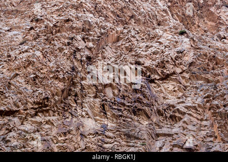 Background texture of rocks mountain in india. - Stock Photo