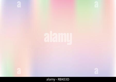 Beautiful Holographic Texture - Stock Photo