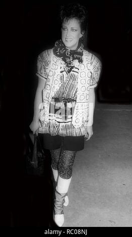 Grace Slick Undated Photo By John Barrett/PHOTOlink - Stock Photo