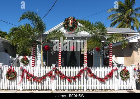 Key West Christmas 2019.24 December 2019 Key West Florida Usa Holland America