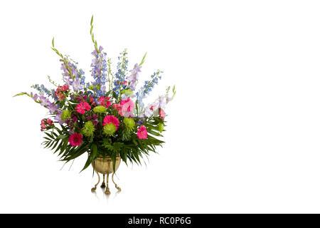 Large Flower Arrangement - Stock Photo