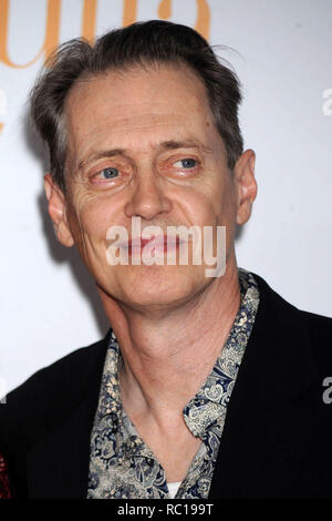 FILE PHOTOS: 12 January 2019. NEW YORK - JULY 30: Actor Steve Buscemi attends the 'Julie & Julia' premiere at the Ziegfeld Theatre on July 30, 2009 in New York City   People;    Steve Buscemi Credit: Storms Media Group/Alamy Live News - Stock Photo