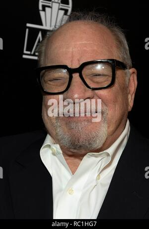 Beverly Hills, California, USA. 12th January, 2019. Paul Schrader attends the 44th Annual Los Angeles Film Critics Association Awards at Hotel Intercontinental in Century City, Los Angeles, California, USA, on 12 January 2019. | usage worldwide Credit: dpa picture alliance/Alamy Live News - Stock Photo