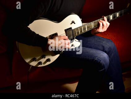 rock band vintage playing live on stage poland stock photo 54657742 alamy. Black Bedroom Furniture Sets. Home Design Ideas