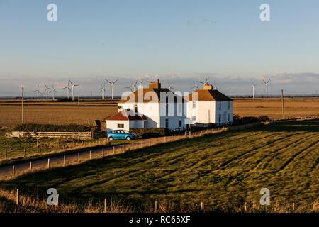 Landscape photo of Kent, England, UK - Stock Photo