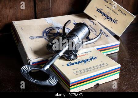 Campagnolo Big Corkscrew - Stock Photo