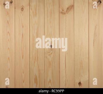 Pine floorboards, full frame texture - Stock Photo