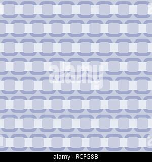 Vector seamless pattern with simple flat chains. Abstract colorful retro ornament for fabric, web page background, wallpaper, wrapping paper etc. In E - Stock Photo