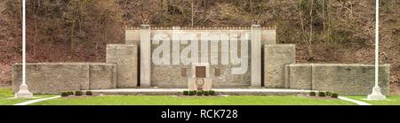 Allegheny Soldiers‥99 Memorial, Allegheny Cemetery, 2015-04-15, 01. - Stock Photo
