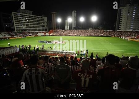 PE - Recife - 01/15/2019 - Northeast Cup 2019 / Nautico x Fortaleza - Nautical fan in the match against Fortaleza in the stadium Aflitos for the championship Northeast Cup 2019. Photo: Paulo Paiva / AGIF - Stock Photo