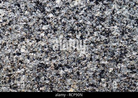 Close up surface of granite walls and surfaces in high resolution - Stock Photo