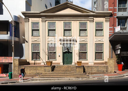 Koopmans de Wet House is a museum and national monument in Cape Town city centre, South Africa and also a tourist attraction - Stock Photo