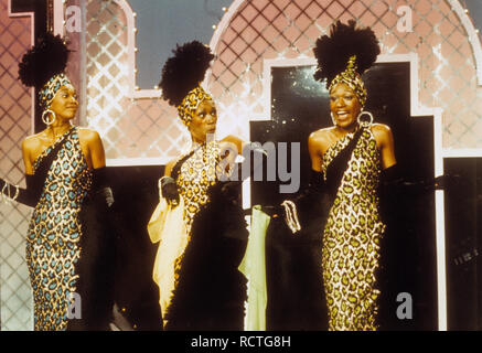 POINTER SISTERS US vocal trio about 1981 - Stock Photo