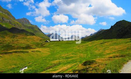 Alpe di Piora Leventina. - Stock Photo