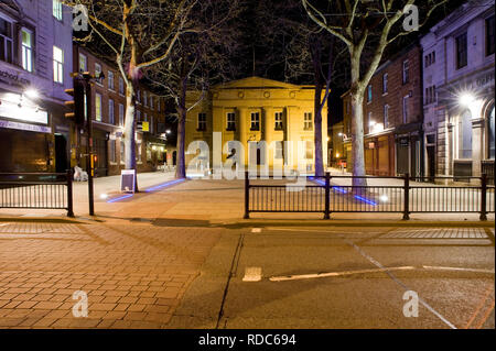 Salford Town Hall, Bexley Square, Salford, Manchester - Stock Photo