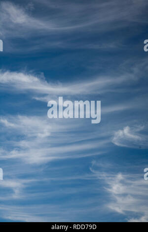 Mare's tails - Stock Photo