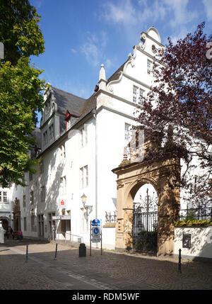 Town Hall, Old Town, Koblenz, Rhineland-Palatinate, Germany i Rathaus , Altstadt, Koblenz, Rheinland-Pfalz, Deutschland I - Stock Photo