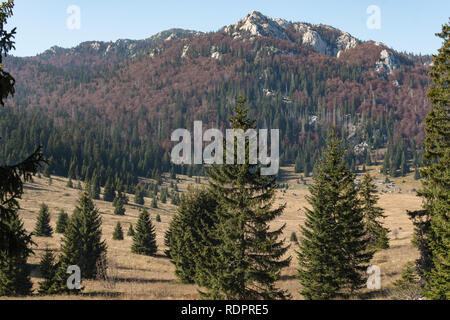 Northern Velebit (national park in Croatia) landscape - Stock Photo