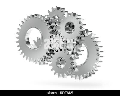 Gears - Stock Photo
