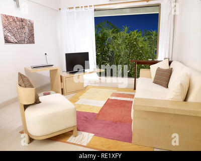 INTERIOR OF A HOME IN MUMBAI, INDIA - Stock Photo