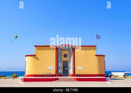 The Aquarium of Rhodes island Greece - Stock Photo
