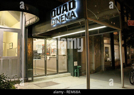 New York, NY - September 16: (Exterior) at 'The Weird World Of Blowfly' Premiere at The Quad Cinema on Friday, September 16, 2011 in New York, NY.  (P - Stock Photo