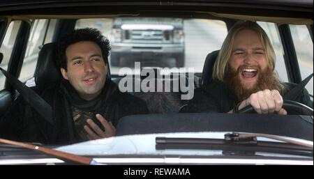 ALEX KARPOVSKY & WYATT RUSSELL  Character(s): Paul, Jason  Film 'FOLK HERO & FUNNY GUY' (2016)  Directed By JEFF GRACE  16 April 2016  SAS75560  Allstar Picture Library/GRAVITAS VENTURES  **WARNING** This Photograph is for editorial use only and is the copyright of GRAVITAS VENTURES  and/or the Photographer assigned by the Film or Production Company & can only be reproduced by publications in conjunction with the promotion of the above Film. A Mandatory Credit To GRAVITAS VENTURES is required. The Photographer should also be credited when known. No commercial use can be granted without written - Stock Photo