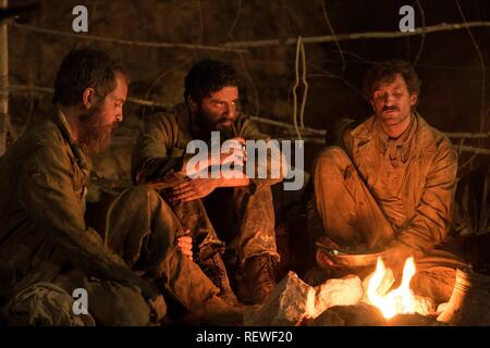 OSCAR ISAAC THE PROMISE (2016) - Stock Photo