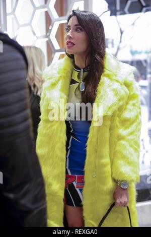 2e1ab6bc4dc ... German designer Philipp Plein opens his boutique in Madrid Featuring:  Pilar Rubio Where: Madrid
