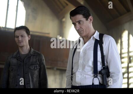GORAN VISNJIC  Character(s): Garcia Flynn  Television 'TIMELESS' (2016)  Directed By NEIL MARSHALL  03 October 2016  SAW88473  Allstar Picture Library/SONY PICTURES TELEVISION  **WARNING** This Photograph is for editorial use only and is the copyright of SONY PICTURES TELEVISION  and/or the Photographer assigned by the TV or Production Company & can only be reproduced by publications in conjunction with the promotion of the above TV Programme. A Mandatory Credit To SONY PICTURES TELEVISION is required. The Photographer should also be credited when known. No commercial use can be granted withou - Stock Photo