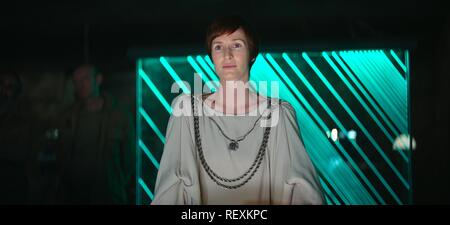 GENEVIEVE O'REILLY ROGUE ONE: A STAR WARS STORY (2016) - Stock Photo