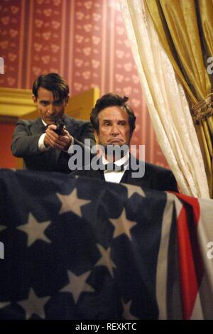 GORAN VISNJIC & MICHAEL KREBS  Character(s): Garcia Flynn  Television 'TIMELESS' (2016)  Directed By NEIL MARSHALL  03 October 2016  SAW88456  Allstar Picture Library/SONY PICTURES TELEVISION  **WARNING** This Photograph is for editorial use only and is the copyright of SONY PICTURES TELEVISION  and/or the Photographer assigned by the TV or Production Company & can only be reproduced by publications in conjunction with the promotion of the above TV Programme. A Mandatory Credit To SONY PICTURES TELEVISION is required. The Photographer should also be credited when known. No commercial use can b - Stock Photo