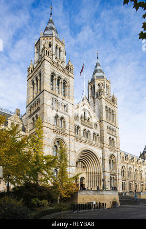 Natural History Museum - Stock Photo