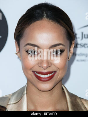 Los Angeles, California, USA. 23rd January, 2019. Actress Amber Stevens West arrives at the Los Angeles Art Show 2019 Opening Night Gala held at the Los Angeles Convention Center on January 23, 2019 in Los Angeles, California, United States. (Photo by Xavier Collin/Image Press Agency) Credit: Image Press Agency/Alamy Live News - Stock Photo