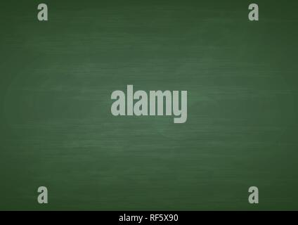 Abstract green chalkboard background texture. Vector design - Stock Photo